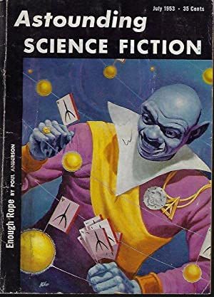 "ASTOUNDING Science Fiction: July 1953 (""Mission of: Astounding (Poul Anderson;"