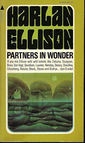 PARTNERS IN WONDER: Ellison, Harlan (with: