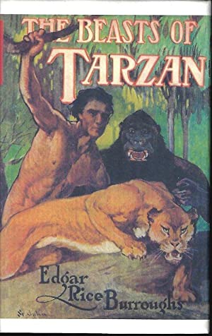 THE BEASTS OF TARZAN (Found in the Atrtic Series #17)