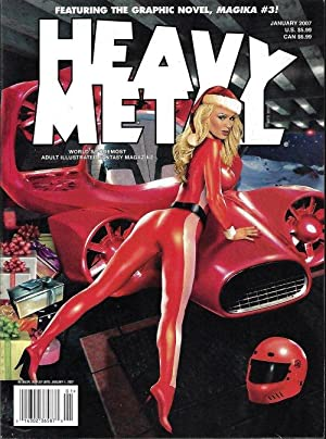 HEAVY METAL: January, Jan. 2007