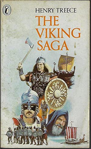 THE VIKING SAGA (Ombinus of VIKING DAWN, THE ROAD TO MIKLAGARD, & VIKING'S SUNSET)