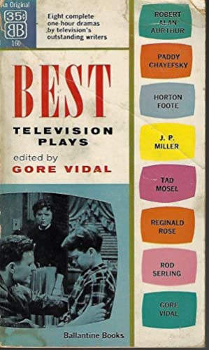 BEST TELEVISION PLAYS