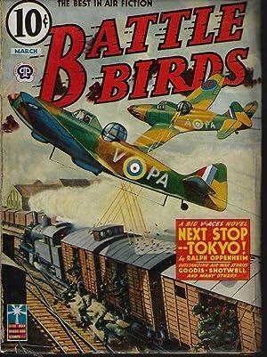 BATTLE BIRDS: March, Mar. 1943: Battle Birds (Ralph