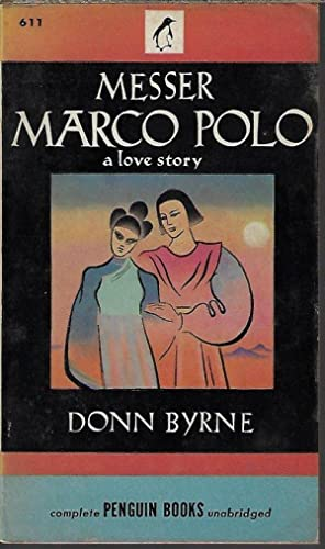MESSR MARCO POLO a Love Story