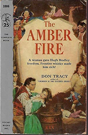 THE AMBER FIRE