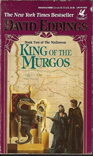 KING OF THE MURGOS: The Malloreon #2