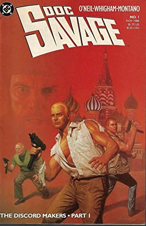 DOC SAVAGE: Nov. #1