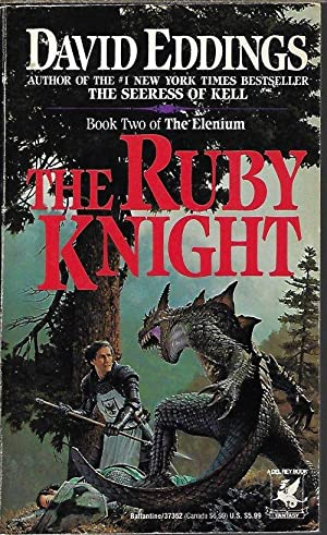 THE RUBY KNIGHT: The Elenium #2