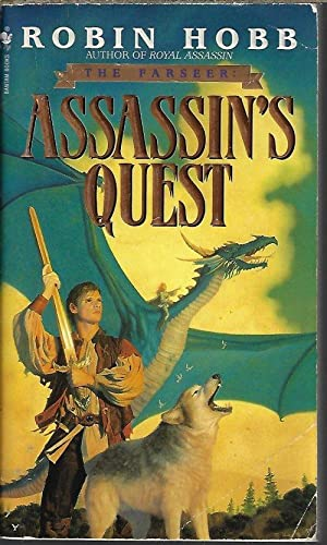 ASSASSIN'S QUEST: The Farseer 3