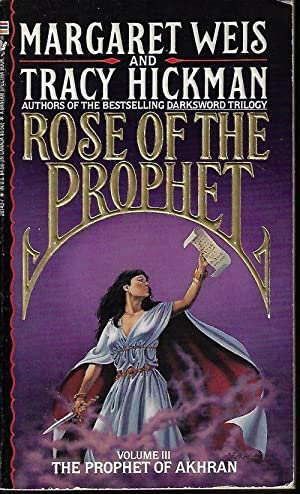 THE PROPHET OF AKHRAN: Rose of the Prophet III