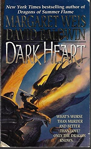 DARK HEART; The Dragon's Disciple Book 1