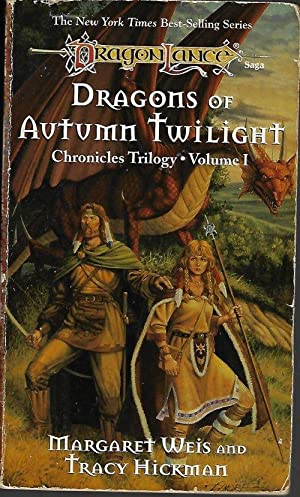 DRAGONS OF AUTUMN TWILIGHT - Chronicles #1 (Dragonlance)