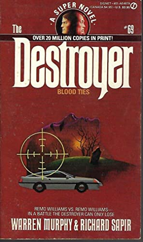BLOOD TIES: The Destroyer No. 69