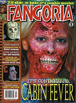 FANGORIA #224, July 2003 (Cabin Fever; Freddy Vs. Jason; Terminator 3; Love Object; League of Ext...