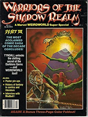 MARVEL SUPER SPECIAL No. 13, Fall / October, Oct. 1979: Warrirors of the Shadow Realm Part III
