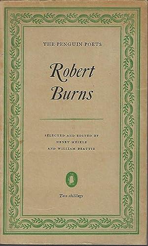 SELECTED POEMS OF ROBERT BURNS: Burns, Robert (Selected