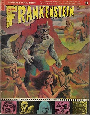 CASTLE OF FRANKENSTEIN No. 19 (1972)