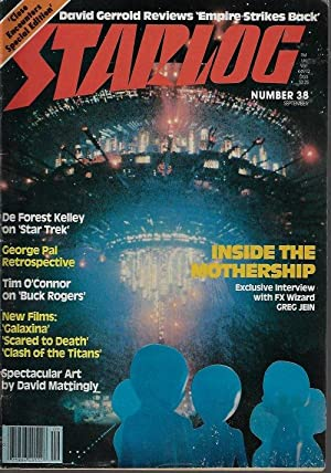 STARLOG: #38; September, Sept. 1980