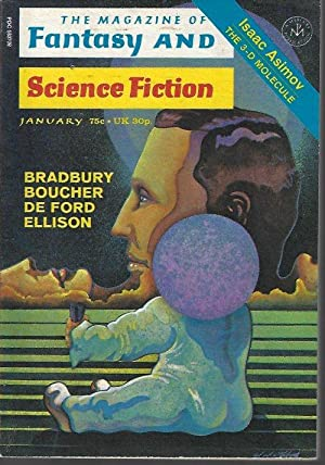The Magazine of FANTASY AND SCIENCE FICTION: F&SF (Howard L.