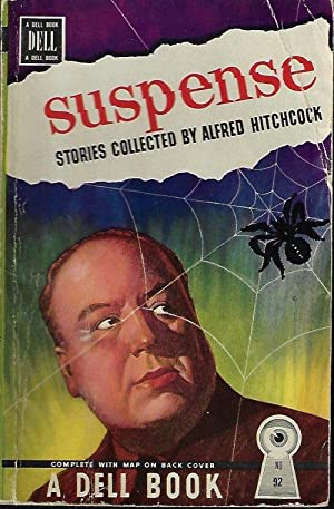 SUSPENSE Stories Collected By Alfred Hitchcock