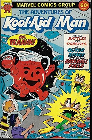 THE ADVENTURES OF KOOL-AID MAN (One-Shot)