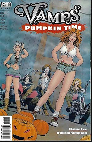 VAMPS: PUMPKIN TIME: Dec. #1 (of 3)