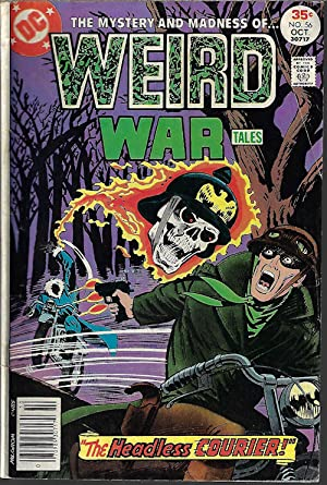 WEIRD WAR #56, Oct. 1977