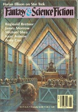 The Magazine of FANTASY AND SCIENCE FICTION: F&SF (Reginald Bretnor;