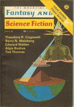 The Magazine of FANTASY AND SCIENCE FICTION: F&SF (Edward Wellen;
