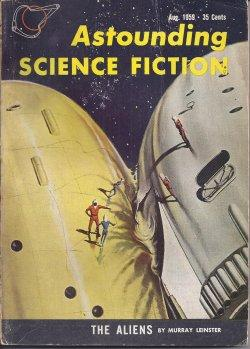 ASTOUNDING Science Fiction: August, Aug. 1959: Astounding (Murray Leinster;