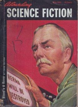 "ASTOUNDING Science Fiction: May 1952 (""Gunner Cade""): Astounding (Chad Oliver;"