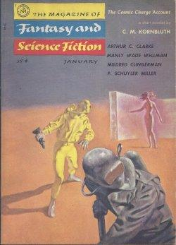 The Magazine of FANTASY AND SCIENCE FICTION: F&SF (C. M.