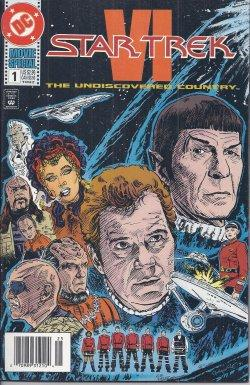 STAR TREK VI: THE UNDISCOVERED COUNTRY: #1