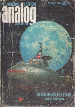 ANALOG Science Fiction/ Science Fact: December, Dec.: Analog (Harry Harrison;