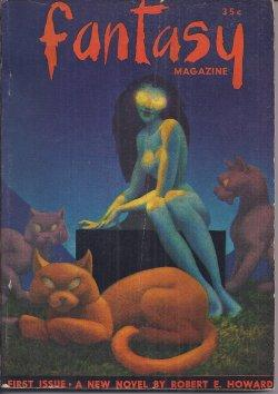 FANTASY Magazine: February, Feb. 1953 (states March, Mar. on Spine - Becomes FANTASY Fiction in ...