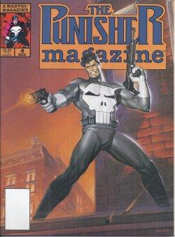 THE PUNISHER Magazine: Dec #4