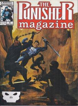 THE PUNISHER Magazine: Mid Dec #5
