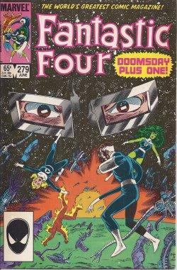 FANTASTIC FOUR: June #279