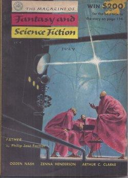 The Magazine of FANTASY AND SCIENCE FICTION: F&SF (Philip Jose