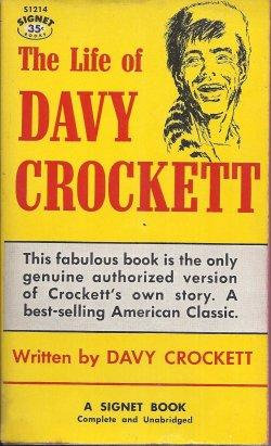 THE LIFE OF DAVY CROCKETT
