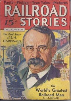 RAILROAD Stories: June 1936: Railroad Stories (Harold