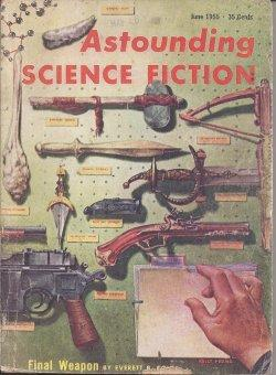 "ASTOUNDING Science Fiction: June 1955 (""The Long: Astounding (Everett B."