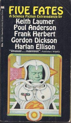 FIVE FATES: Laumer, Keith; Anderson,