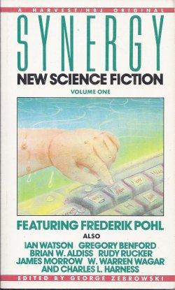 SYNERGY Volume One (1): Zebrowski, George (editor)(Gregory