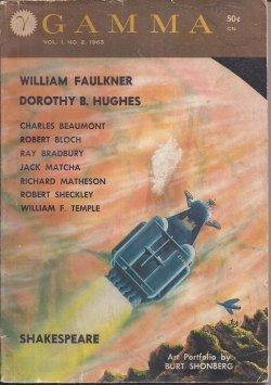 GAMMA: No. 2, 1963: Gamma (Dorothy B.