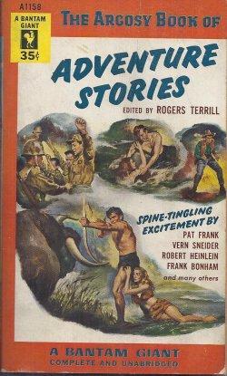 THE ARGOSY BOOK OF ADVENTURE STORIES: Terrill, Rogers (editor)(Desmond