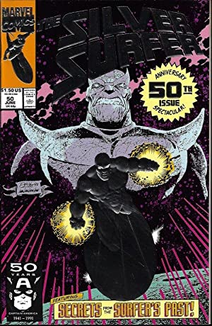 THE SILVER SURFER: June #50