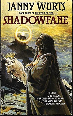 SHADOWFANE: Book 3 of The Cycle of Fire