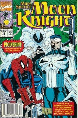 Marc Spector: MOON KNIGHT: Oct. #19