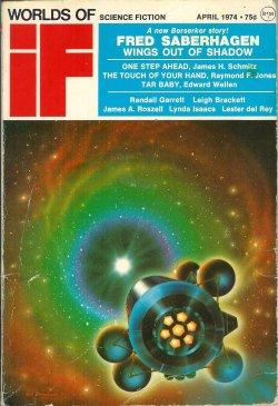 IF Worlds of Science Fiction: (March, Mar.: IF (James H.